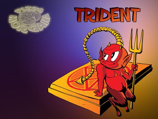 Trident Wallpaper